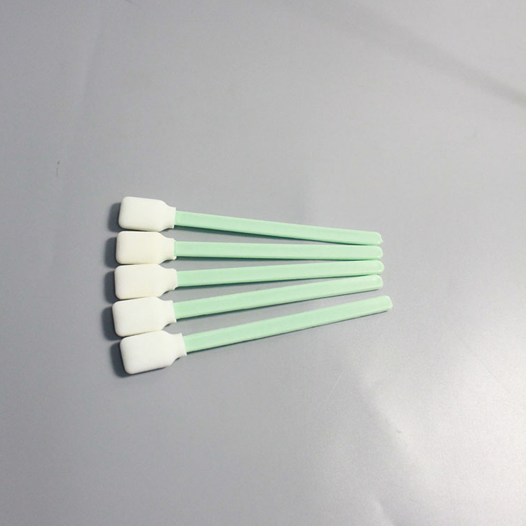 Hot Sale Disposable Cleanroom Swabs For Hard Disk Drive