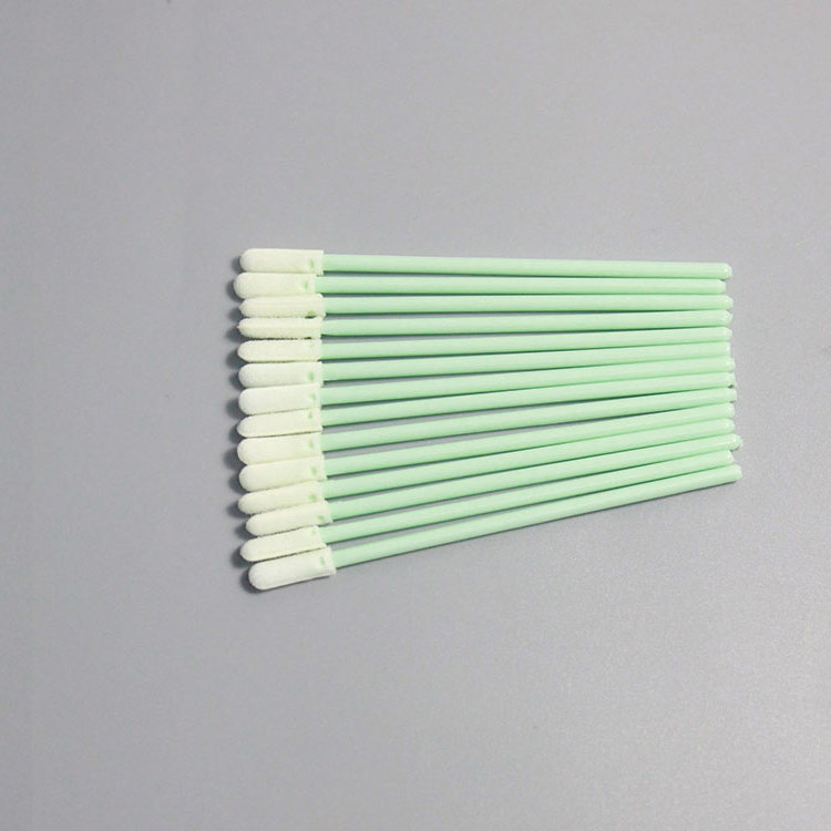 Industrial Printhead Cleaning Cleanroom Safety Swab Stick Brush