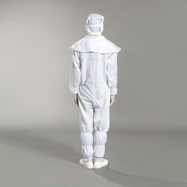 Hot Selling Working Smocks Breathable Antistatic Esd Smock