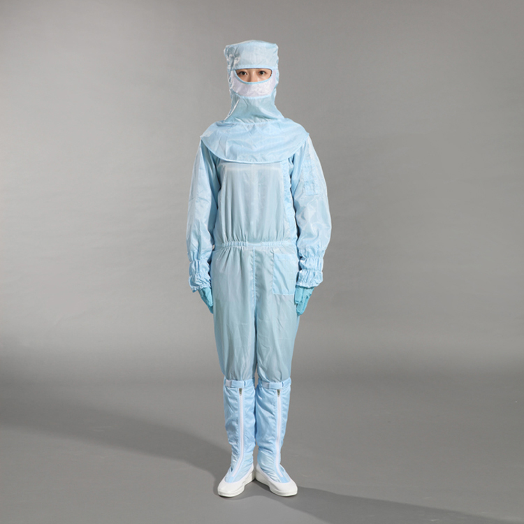 Workshop Esd Cleanroom Jumpsuit For Wholesale