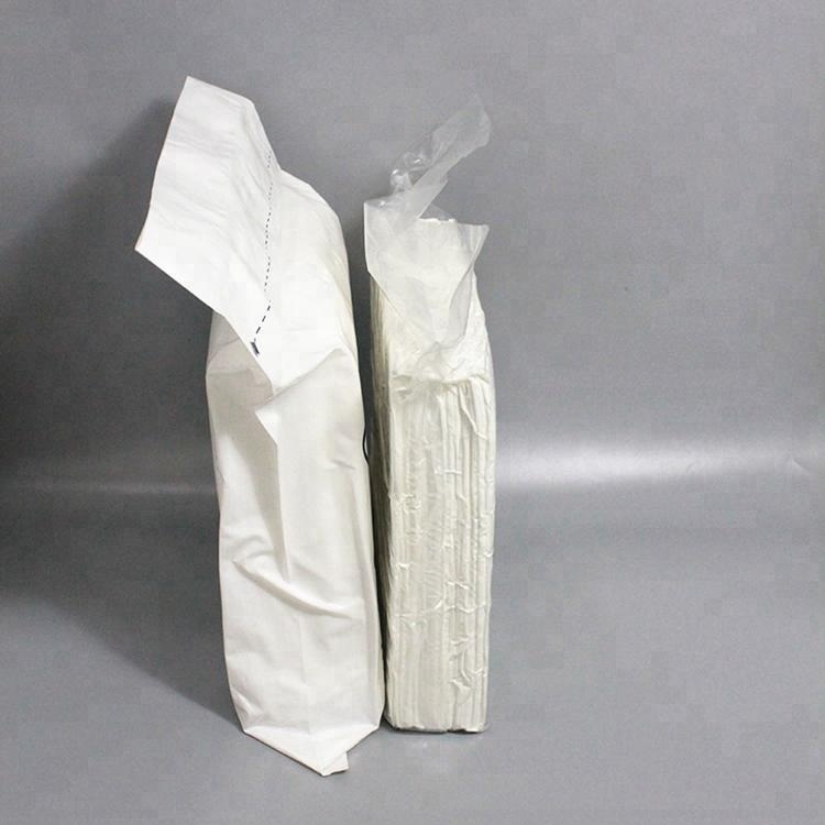 White Dustless Antistatic 100% Polyester Wiper Cloth,Cleanroom Wiper