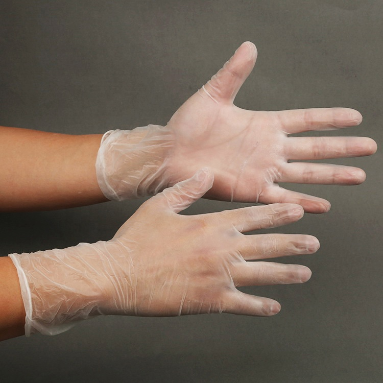12inch New Products vinyl Gloves Disposable Pvc Glove Vinyl Powder Free Nitrile Examination Gloves
