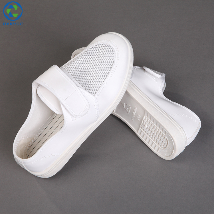Good price Pvc Sole Anti-Static Safety Shoes cleanroom ESD shoes