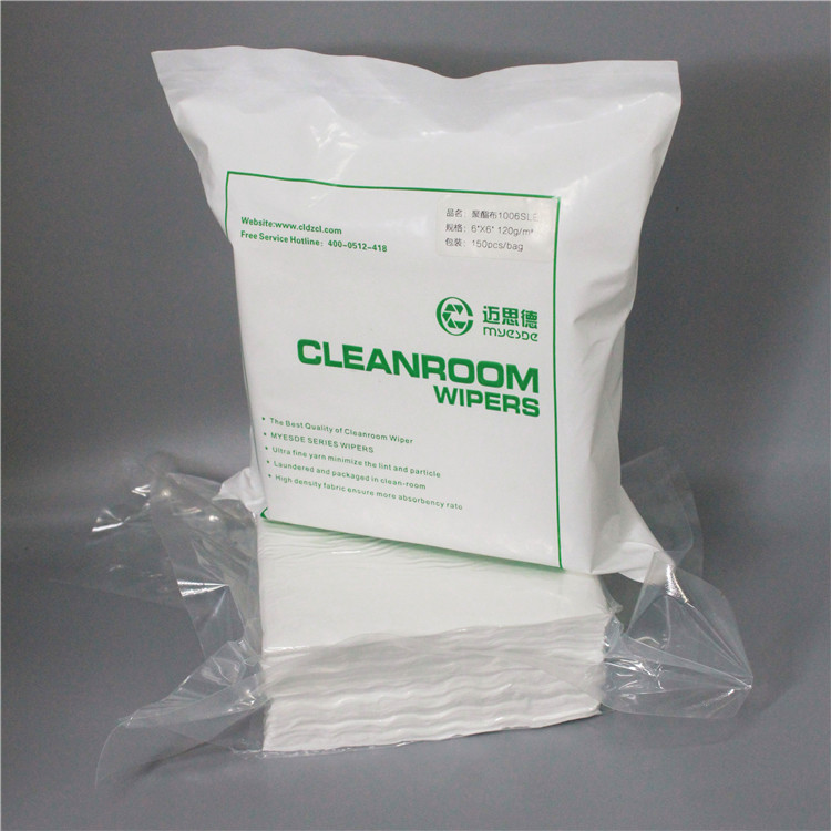 Brand New Electronic Cleanroom Wipe