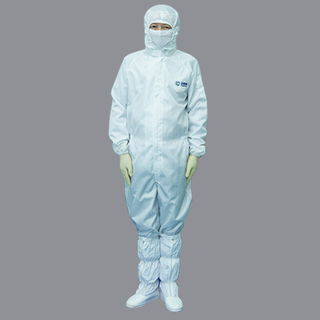 Hot Selling Industry Cleanroom Coverall Esd Protective Coverall