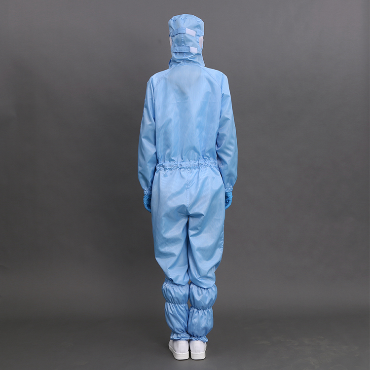 Polyester Garment/Clean Room Anti Static Clothing