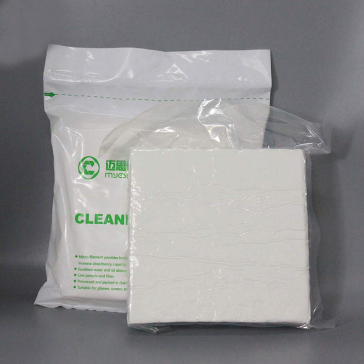 Eco-friendly High Quality Lint Free Industry Cleanroom Wiper