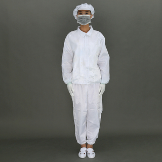 Womens Work Cleanroom Jumpsuit Coveralls,Oem Protective Coverall
