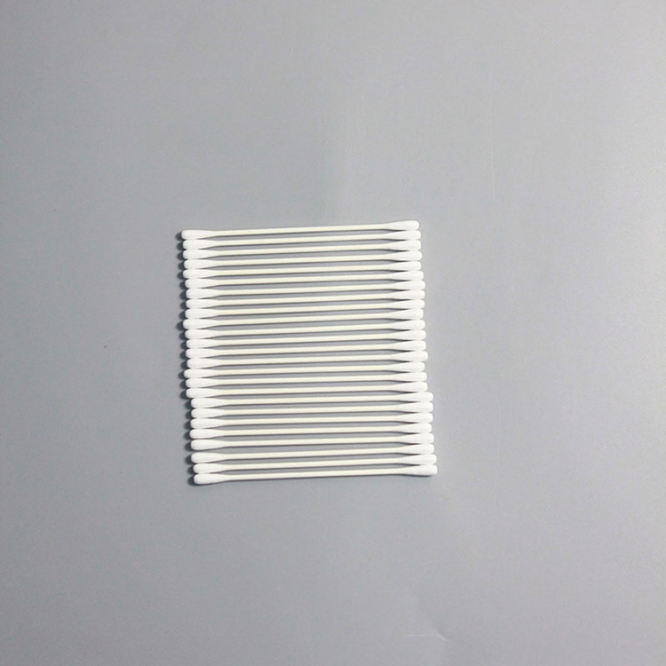 Industrial Dust Free Disposable Cleanroom Paper Stick Cotton Swab