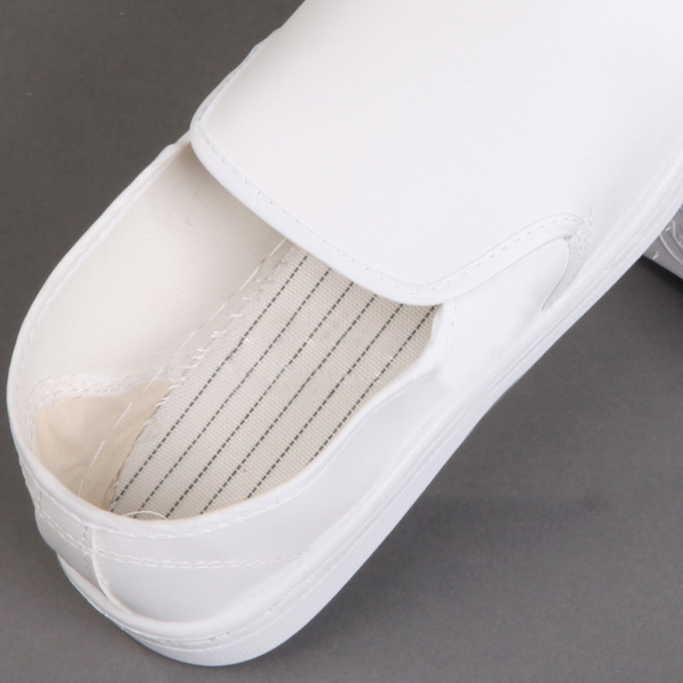 High Quality Male Anti-Static Safety Cleanroom Shoes
