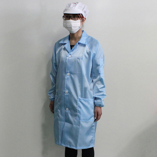 Wholesale Recyclable Cleanroom Antistatic Jumpsuit Esd Uniform