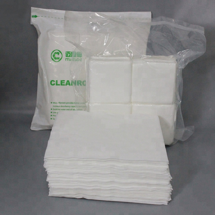 Industrial Lint Free Cleanroom Wiper