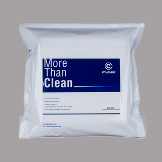 Good Quality Clean Room Wiper 9*9 100% Lint Free Laser Disposable Polyester Manufacturers Cleanroom Wipes Cloth For Industry