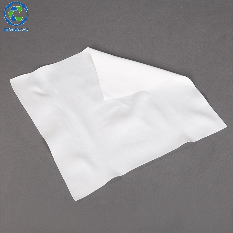 100% Polyester Absorbent Clean Cleanroom Wiper