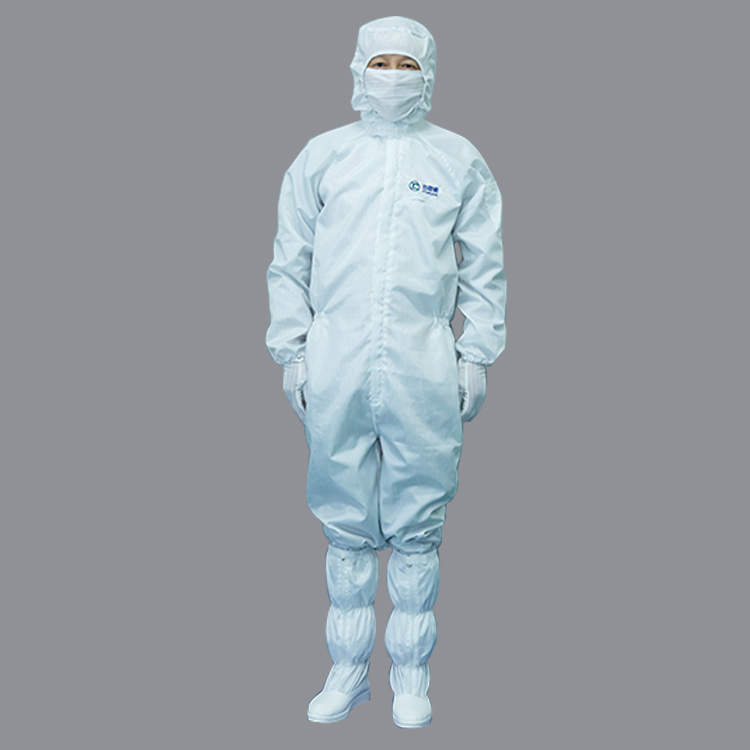 Hot selling Hooded T Shirt And Pants Cleanroom Clothing,Antistatic Clothing