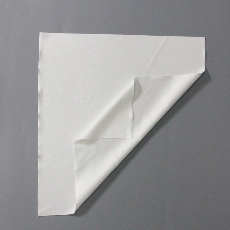 180gsm 9x9inch laser cut Industrial Microfiber Cleaning Cloth cleanroom wiper for cleanroom