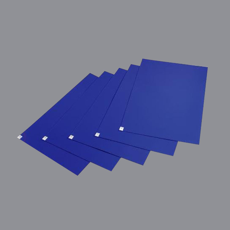 2019 Dust Free Washable Blue Cleanroom Sticky Mat