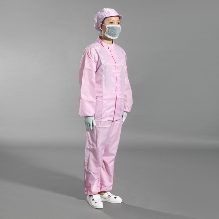 Wholesale Breathable Esd antistatic clothes