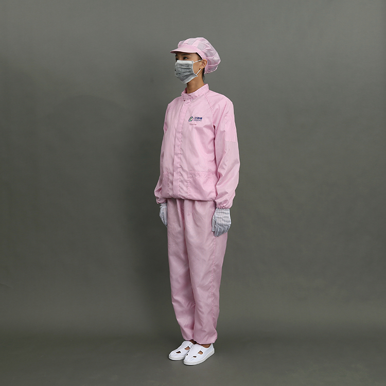 Cheap Esd Anti-Static Cleanroom Safety Coverall Suit