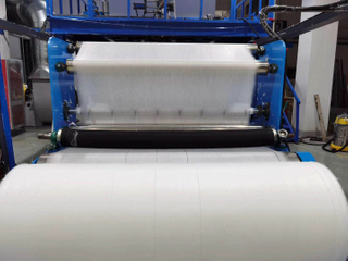 China manufacture Meltblown Nonwoven Fabric for Face Mask filter layer