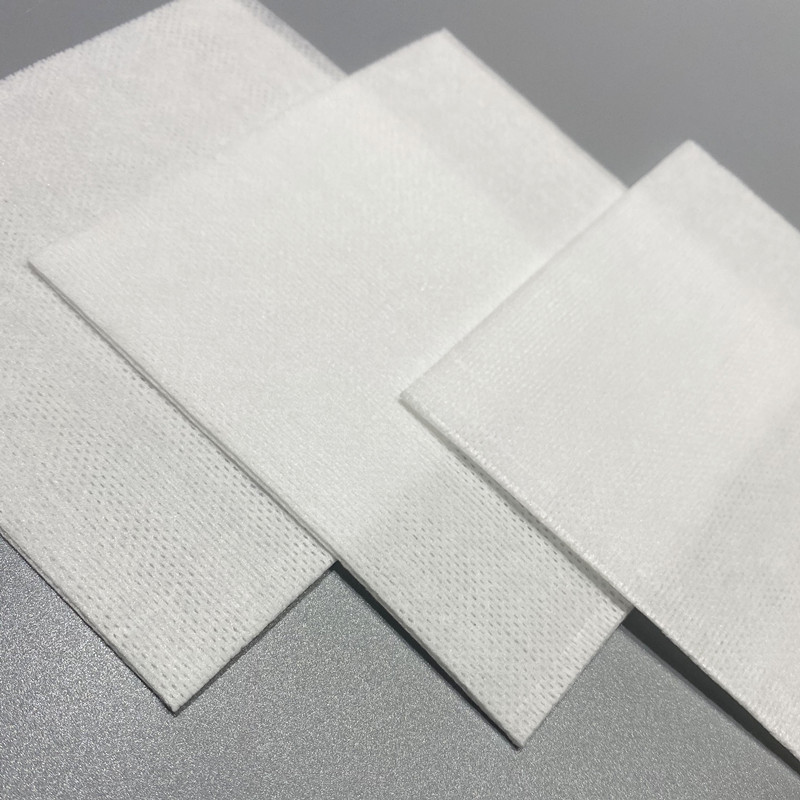 What is polyester hot-rolled spunbond nonwoven?